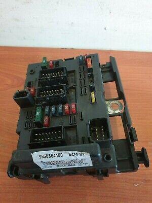 PEUGEOT 307 2000-2008 BSM FUSE BOX 9650664180 BSM B2