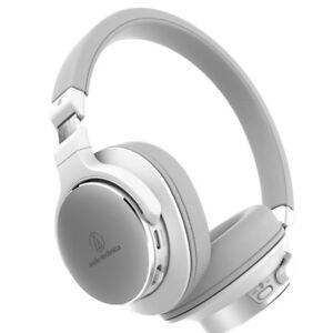 Audio-Technica-ATH-SR5BT-blanc-ecouteurs-wireless-chiusa-on-ear