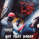 Get That Paper [PA] by Do or Die (CD, Mar-2006, Rap-a-Lot 4 Life)