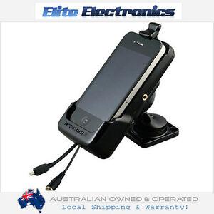 STRIKE-SMOOTHTALKER-IPHONE-4G-amp-4S-MOBILE-PHONE-CRADLE-DOCK-CAR-MOUNT-HOLDER