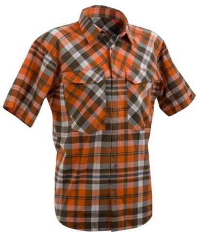 Haglöfs Camicia Funzionale Torto Ss Shirt, Gr. S, Arancione