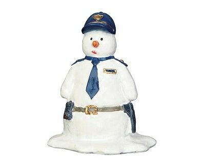 New Lemax Figurines Officer Snowflake 52369  Polyresin NEW 2015