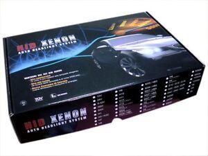 Kit-Hid-Xenon-H7-6000K-Canbus-Slim-Professionale-BMW-Audi-Mercedes-Benz-No-Spia