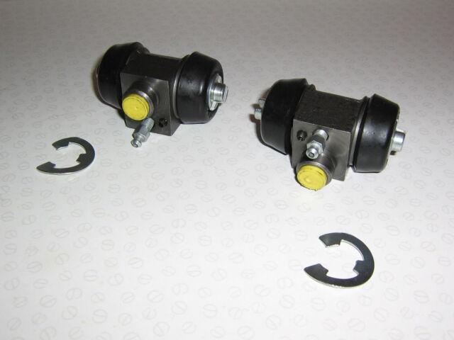 2 x RELIANT SCIMITAR GTE SE6A / 6B, MIDDLEBRIDGE, GTC REAR BRAKE WHEEL CYLINDERS