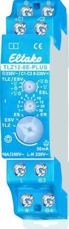 Eltako TLZ12-8plus Treppenlicht-Zeitschalter 1 Schließer 16A Glühlampen bis 2300    Preiszugeständnisse