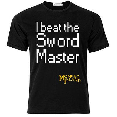 T-shirt uomo Mêlée Island SwordFighting Academy Monkey Island inspired