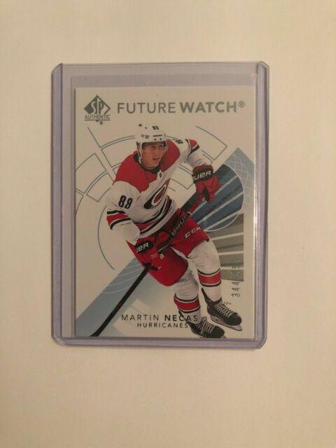 2017/18 SP Authentic Future Watch Martin Necas