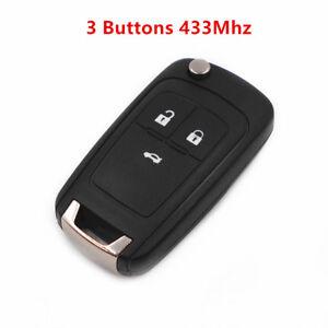 Remote-Key-for-OPEL-VAUXHALL-Astra-J-Corsa-E-Insignia-Zafira-C-433MHz-ID46