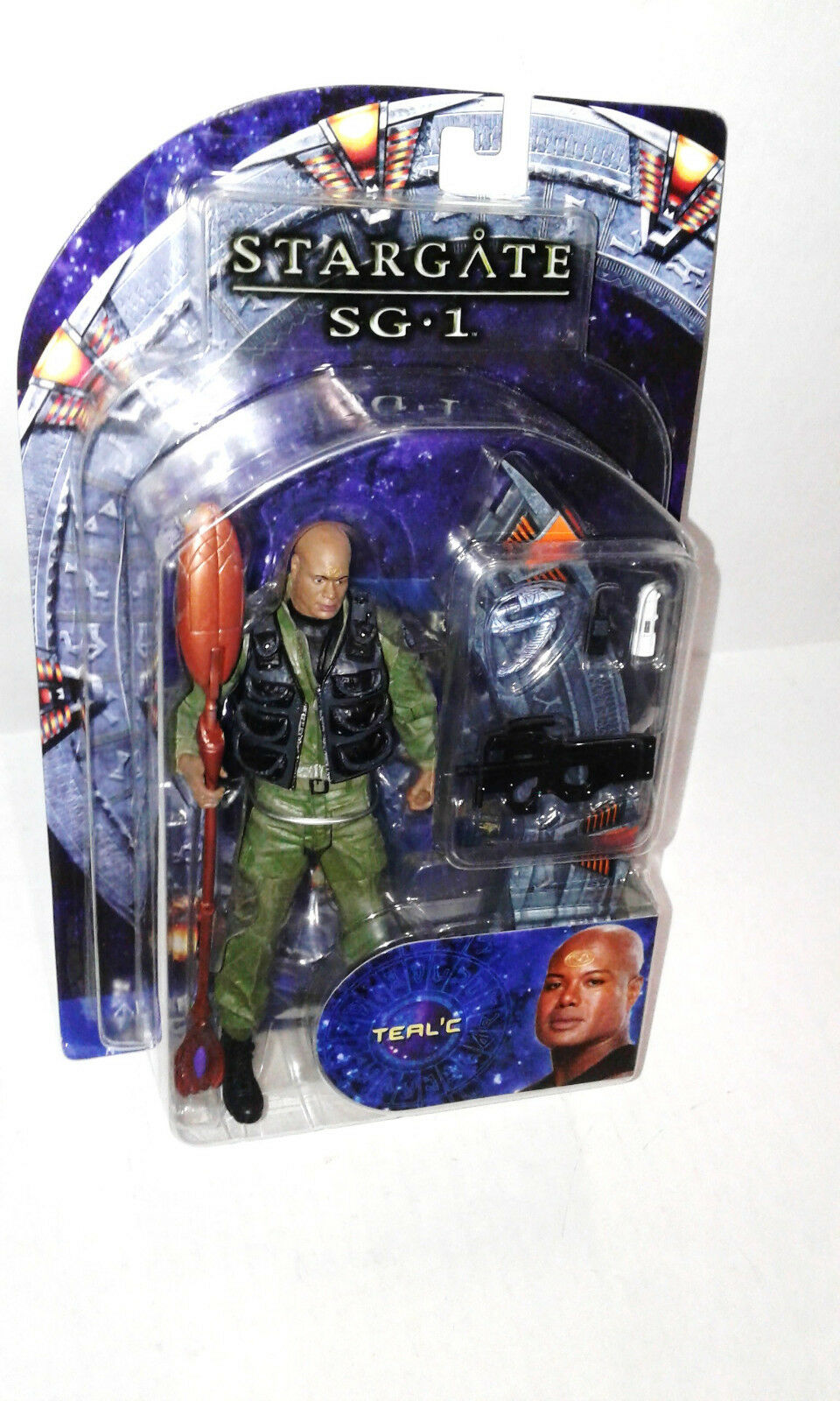 2006 Diamond Select Series 2 Stargate SG1 Tealc New in Box