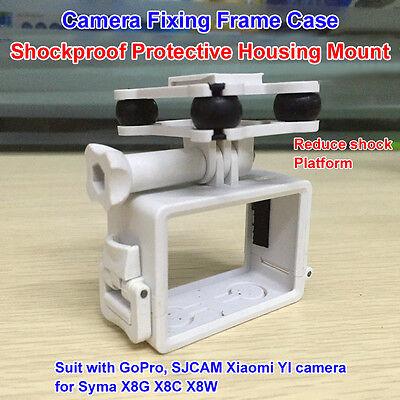 Camera Fixing Frame Protective Housing Mount for Syma X8W X8G X8HG SJCAM GoPro