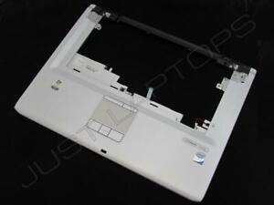 Fujitsu LifeBook C1410 Silver Palmrest Keyboard Surround Inc Mouse Touchpad