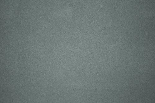 "Grey suede vinyl car wrap 3ft x 4.5ft 53/"" stretch velvet VVIVID8 interior film"