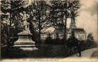 CPA PAU Statue de d'Artagnan et le Palais d'Hiver (412263)