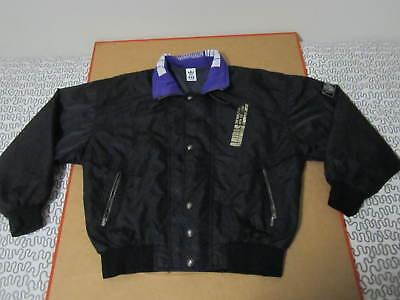 ADIDAS jacket japan jaspo descente vtg 80s bomber ski hood rare comfort jack | eBay