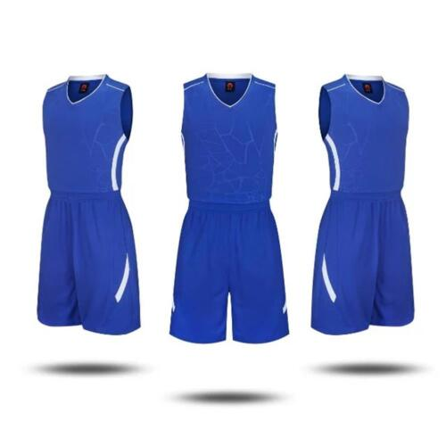 Creative Camouflage  Running Blank Basketball Jersey Kit Uniforms Suits