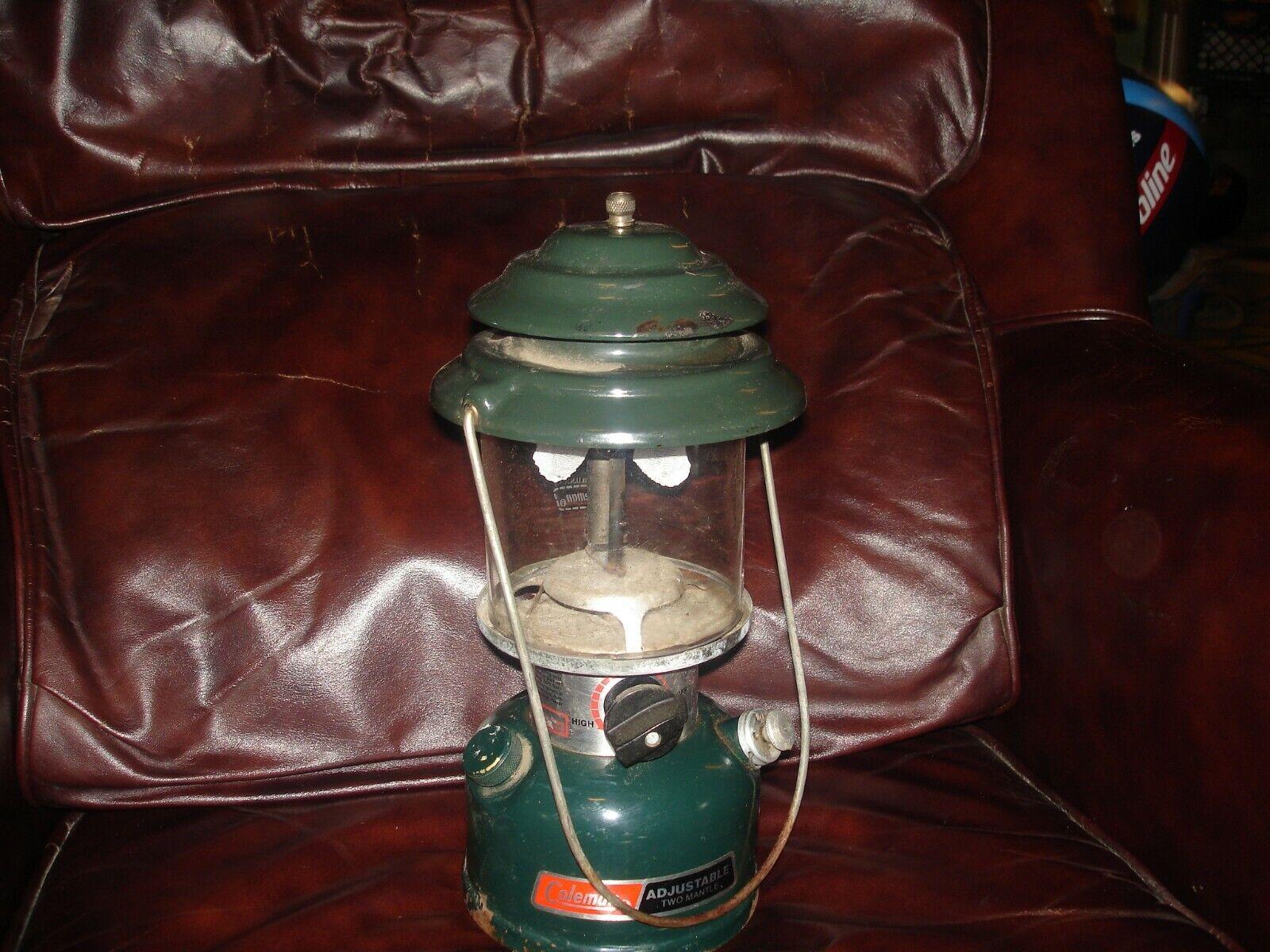 COLEMAN  288 Adjustable Double Mantle Lantern 3 88