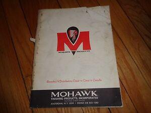 Image Is Loading Mohawk Finishing Products Catalog Furniture Hardware