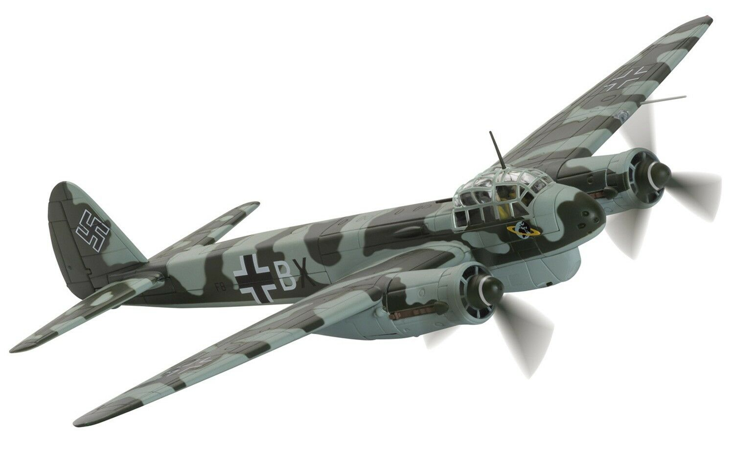 CORGI Junkers Ju-88C-6 F8+BX, 13. KG40, Battle over the Biscay AA36711