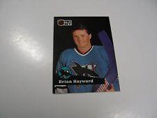 Brian Hayward 1991 NHL Pro Set (French) card #327