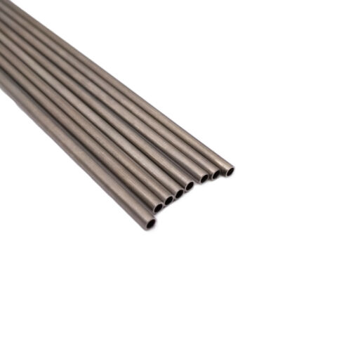 US Stock 8pcs OD 2mm ID 1.5mm Length 250mm 304 Stainless Steel Capillary Tube