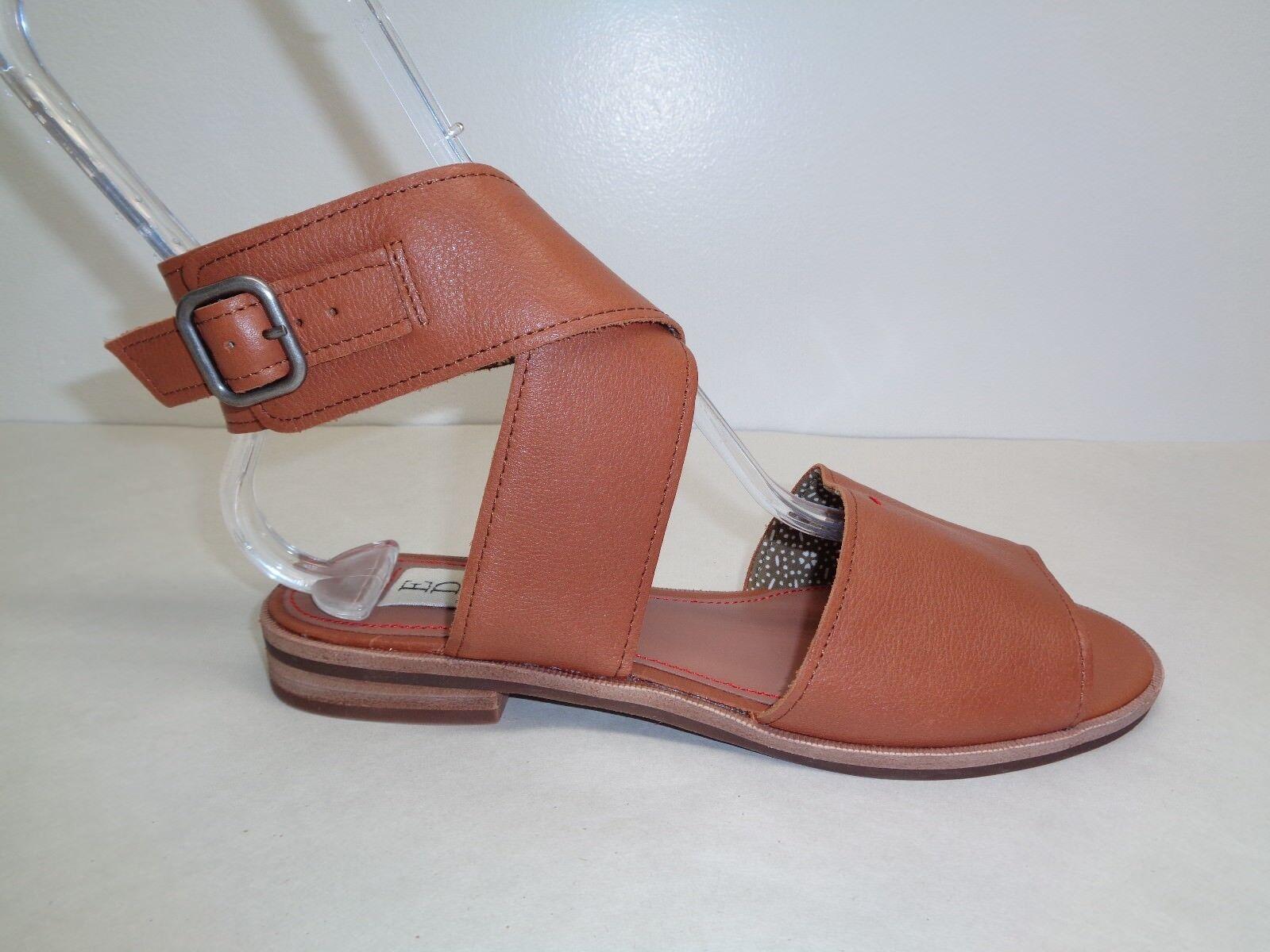 ED by Ellen Degeneres Größe 9 M SANJA Braun Braun Braun Leder Sandales New Damenschuhe Schuhes df241b