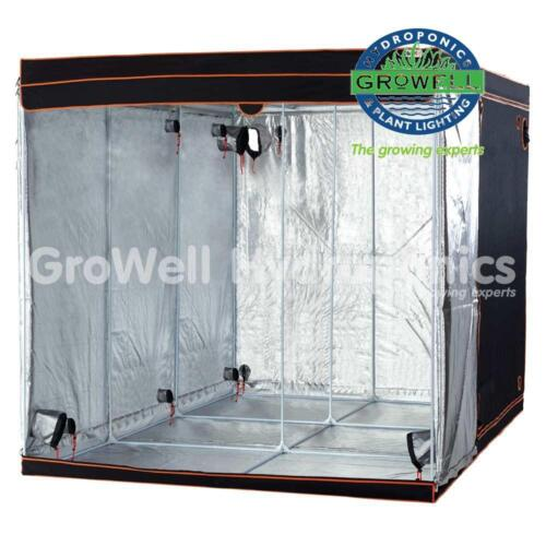 TALL GROW TENT XL INDOOR GROW TENT HYDROPONICS 3.6M x 2.4M HIGH CEILING