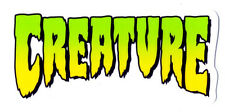 Creature Skateboard Sticker - New sk8 skate board monster skate snow surf board