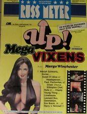UP MEGA VIXENS affiche film 120x160 cm MEYER 1976