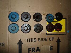 Ford-8N-9N-2N-Tractor-Hydraulic-amp-Transmission-Drain-Plugs-Buy-One-Get-One-FREE