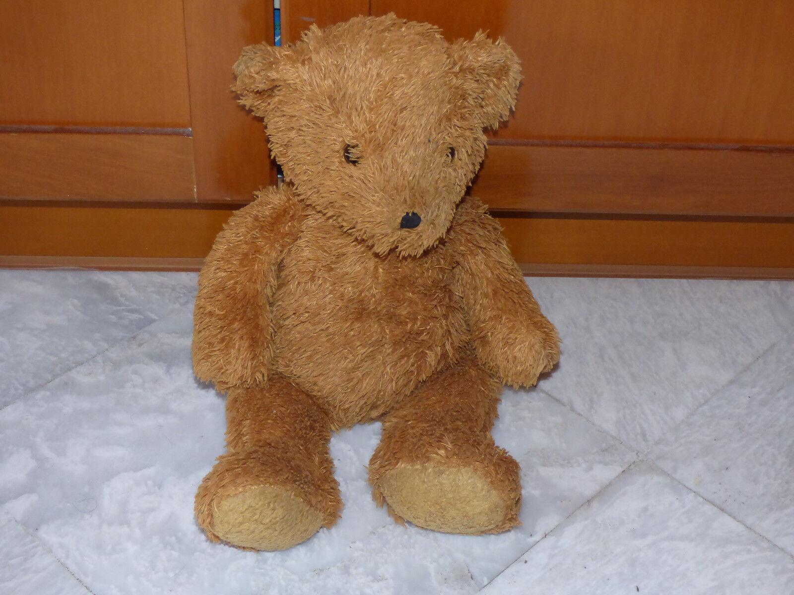Very Rare Vintage 41 CM Steiff Dolly Bar Teddy Bear