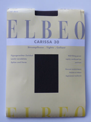 ELBEO CARISSA 30 Collant 30den 42-44 Taille 3