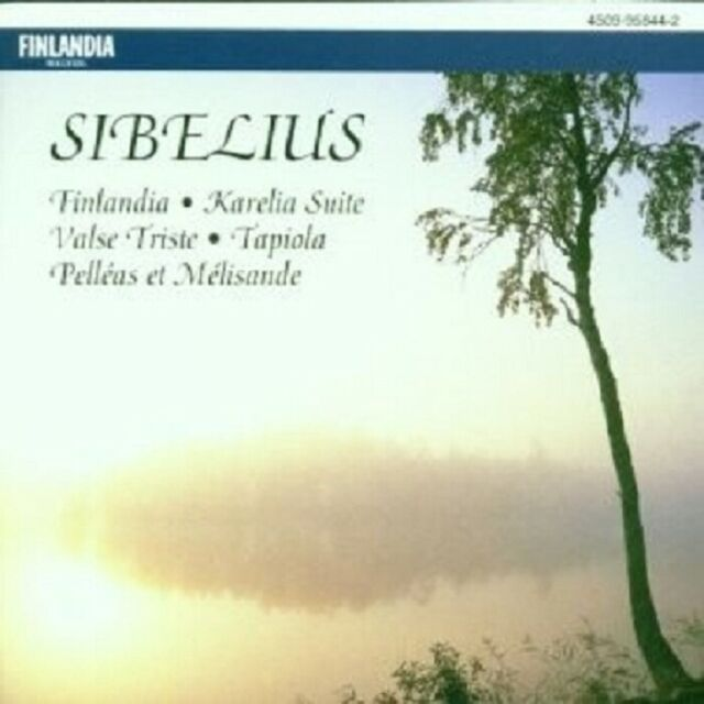 KAMU/POHE/HELASVUO - FAVOURITE ORCHESTRA WORKS CD KLASSIK SINFONIE NEU SIBELIUS