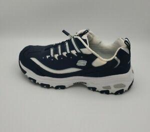 Skechers D'Lites Zip Along Womens shoes