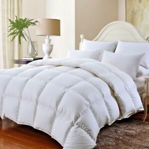 Image Is Loading Luxury Hotel Quality Duck Feather Amp Down Duvet
