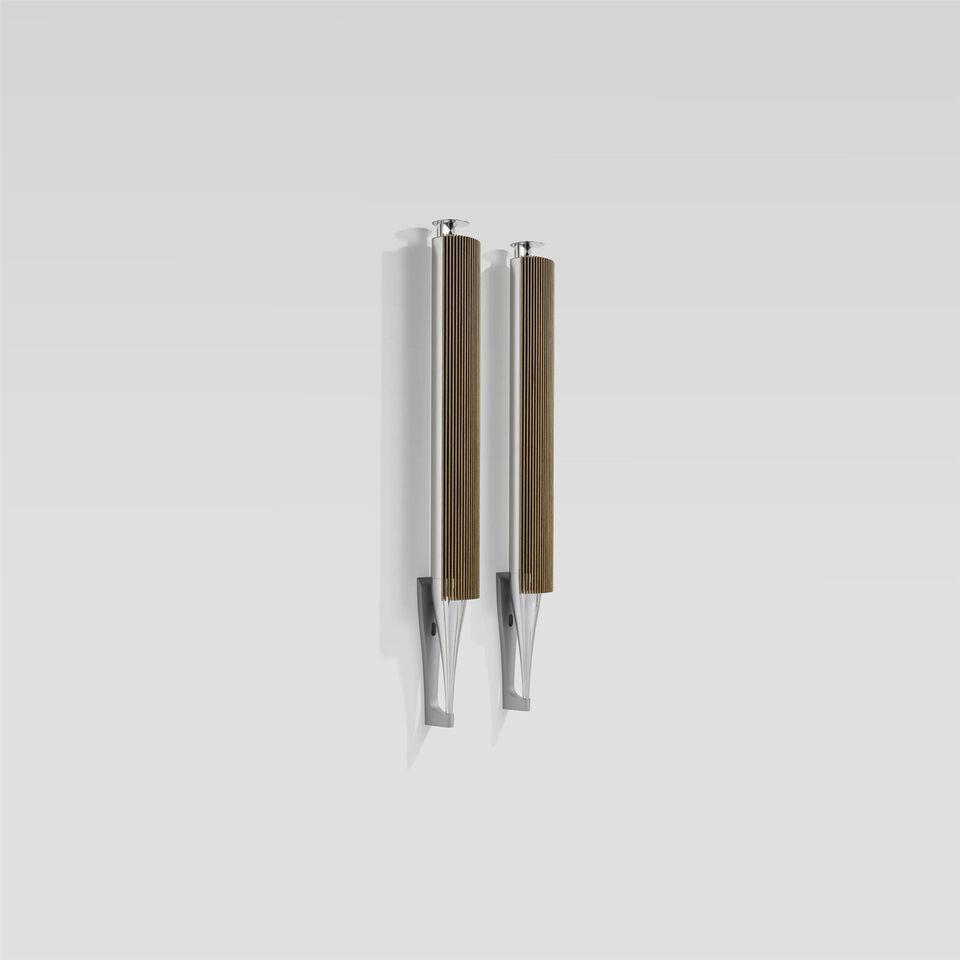 Bang & Olufsen BEOlab 18  Aluminium / Oak Front