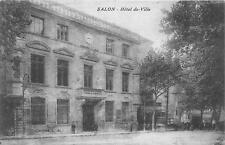 CPA 13 SALON HOTEL DE VILLE