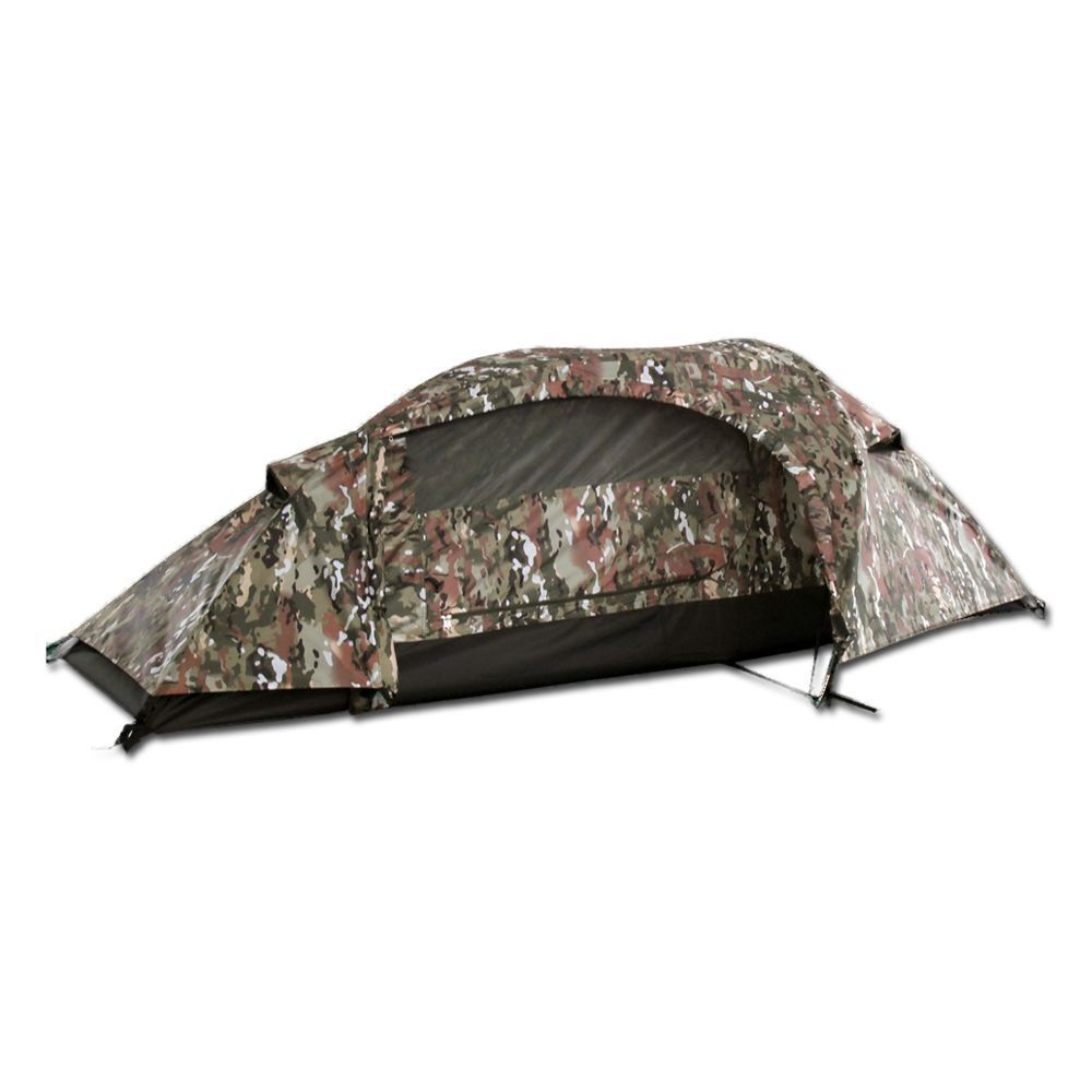 Zelt multitarn Recom Camping Outdoor Einmann-Zelt multitarn Zelt 240x135x85 cm windstabil 938bd7