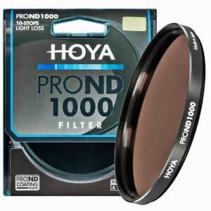 Hoya 77mm Pro ND8 Filter Hoya 77mm ND 8 New /& Sealed UK Stock