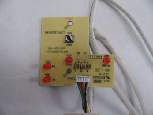 SWAN Lavastoviglie Modulo Di Controllo SDW7020W Genuine Originale 674001020299