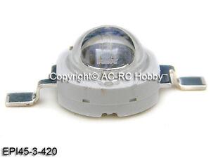 EPILEDS EP-U4545V-A3 3W 420nm UV LED