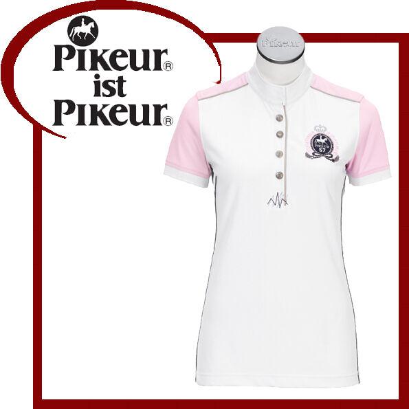 Pikeur - Damen Turniershirt, zweifarb Kontrast (Modell 406) viele Größen Größen Größen 03e754
