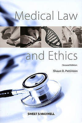 Medical Law and Ethics-ExLibrary