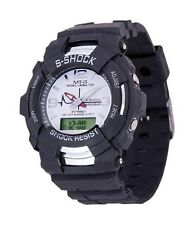 MT-G Analog & Digital Dual time display Watch WD