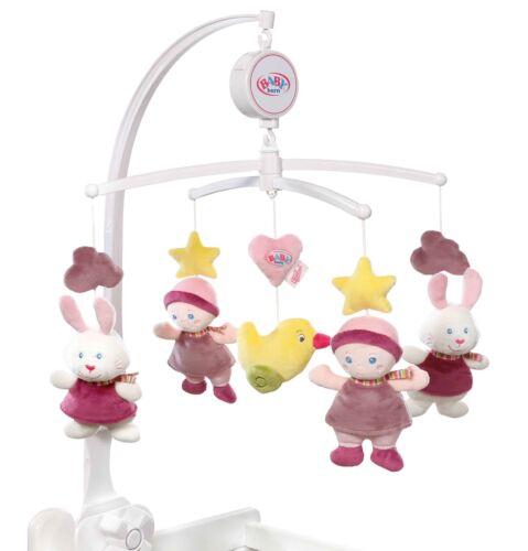 Orig Zapf />/>/> Baby Born for babies Mobile mit Spieluhr /</</<