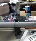 WO Black Universal Car Truck Door Mount Drink Bottle Cup Holder Stand NEW AU