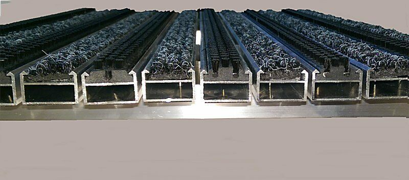 Eingangsmatte Sauberlaufzone Typ AM - 014 - - - 80cm x 50cm 22160e