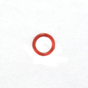 O-Ring 20 x 2,5 mm Silikon rot MVQ 70 Menge 10 Stück Dichtring