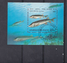 Azerbaycan 1993 - Vissen/Fish/Fische