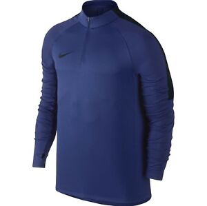 455 Haut 807063 Zip 4 1 Dry de Sportswear Nike Petit Bleu Drill training gnrwqv4gxH