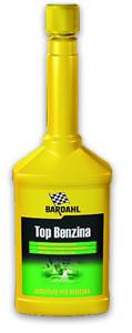 Additivo Benzina Bardahl Top Pulisce iniettori e sedi valvole riduce consumi